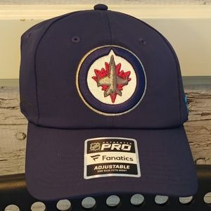 NWOT Winnipeg Jets NHL Hat